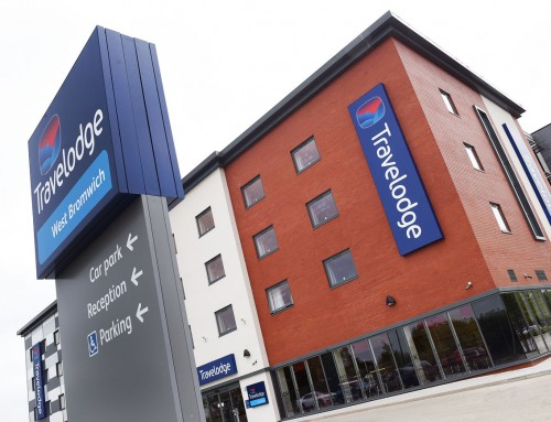 Travelodge, Dudley Town Centre opens its doors