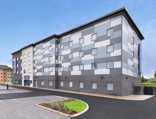 78 Bed Travelodge – Dudley
