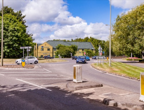 New face of Witney scheme: Travelodge and Costa Coffee drive-thru