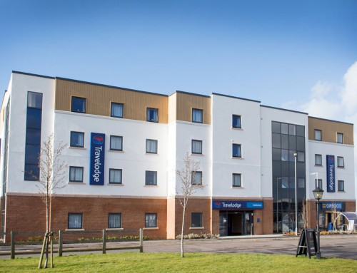 Travelodge, Greggs & Starbucks – Melksham