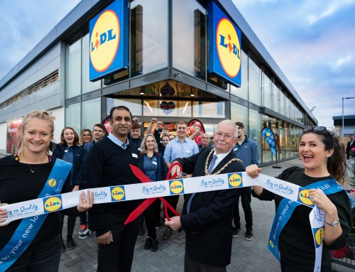 £11.6million Cotswold Retail Park officially unveiled