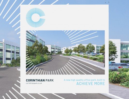 Marketing is now live for the Corinthian Park development