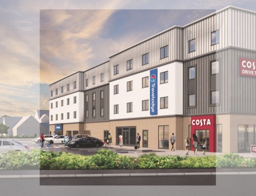 Hinton complete forward funding investment of mixed use scheme in Workington