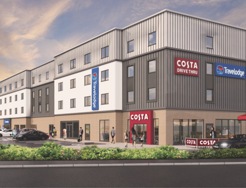 Travelodge & Costa Coffee – Workington, Cumbria