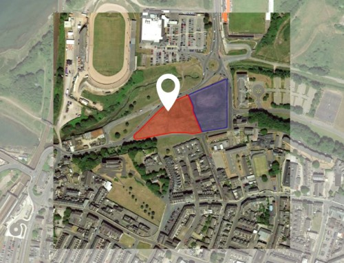 Prime development site FOR SALE in Workington