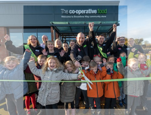 Anker Valley: Co-op store open and trading in time for Christmas